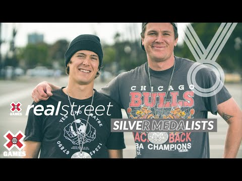 REAL STREET 2020: Silver Medal Video - Clive Dixon | World of X Games