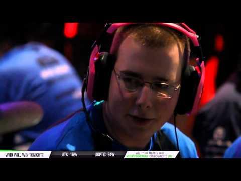 SCUF Showdowns Optic vs TK Game 1 Dom Sovereign September 18 2014