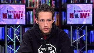 Why is Ramsey Orta, Man Who Filmed Police Killing of Eric Garner, the Only One Criminally Charged?