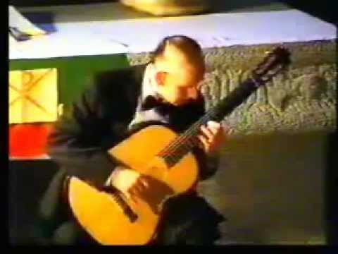 Agustín Barrios - Preludio Op 5 Nº 5 Abel Carlevaro
