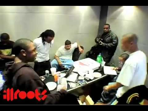 Ti & Lil Wayne In The Studio!!! T.I Is Crazy !!! Lil Wayne Is Afraid!!