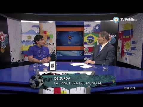 De zurda - Argentina vs. Nigeria - 25-06-14 (1 de 4)