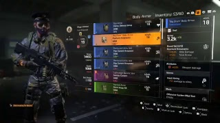 Division 2 grind to lvl 30 (Lvl 17)