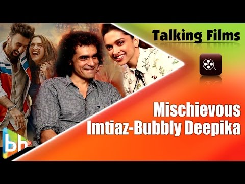 Deepika Padukone & Imtiaz Ali Funniest Interview on TAMASHA | Ranbir Kapoor