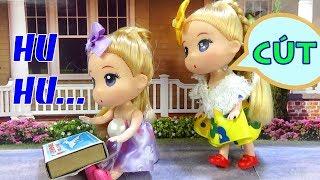 Chibi tím đi bán diêm - A142M - Nữ hoàng búp bê baby doll