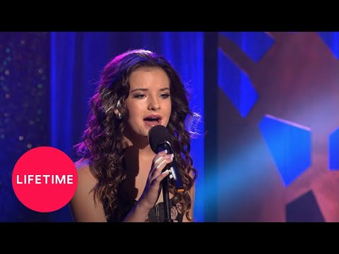 "Dance Moms: Brooke Sings ""I Hurt"" (Season 3 Reunion Flashback) 