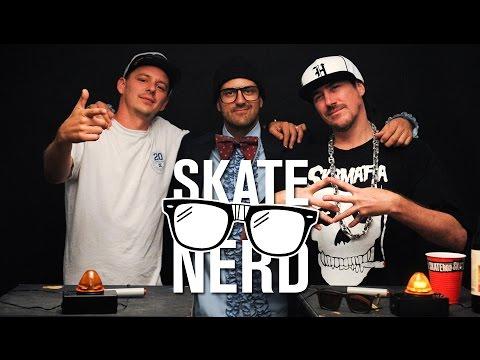 Skate Nerd: Josh Kalis Vs. Peter Smolik