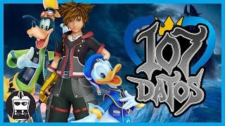 107 Datos de Kingdom Hearts que DEBES saber (AtomiK.O. #11)