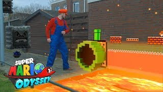 Real life Video Games - Super Mario Odyssey The Return Of The Koopa
