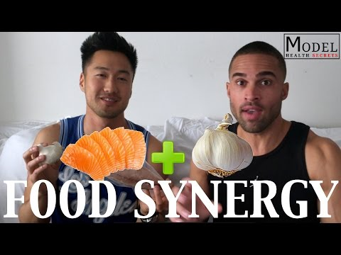 The Secret Health Benefit From Eating Fish and Garlic Together | MODEL HEALTH SECRETS