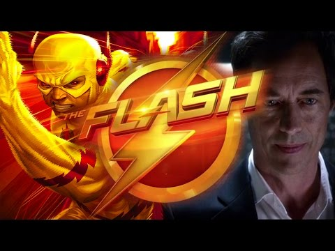 CW's The Flash - Dr. Wells IS 'Reverse-Flash' THEORY!
