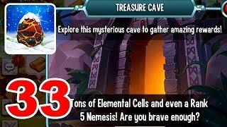 Monster Lengends Gameplay Episode 33 New Treasure Cave Unlouck Room 19