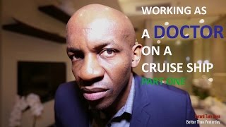 Working as a doctor on a cruise ship  |  Part one  |  Requirements