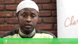 Sheikh Yahya Suufi and his journey