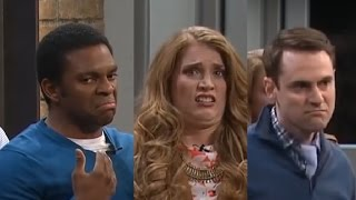 Stacey's Dancing Advice - The Stank Face (Studio C)