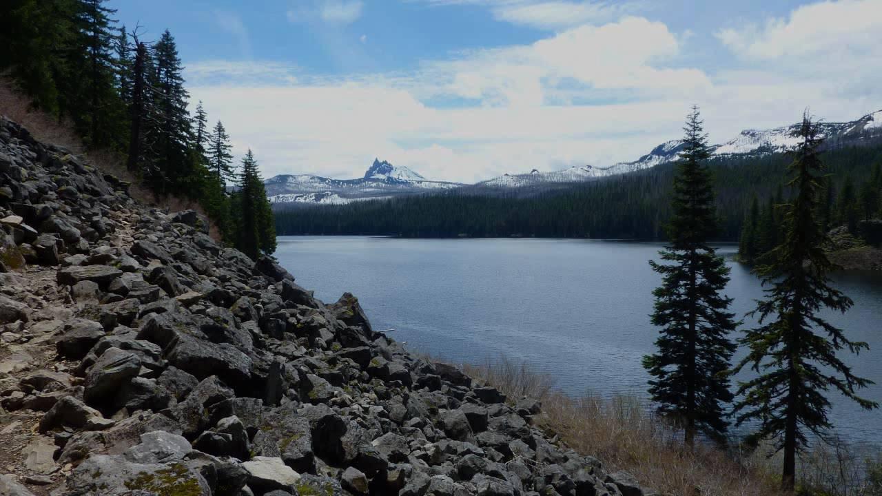 Marion lake oregon youtube for Lake marion fishing report