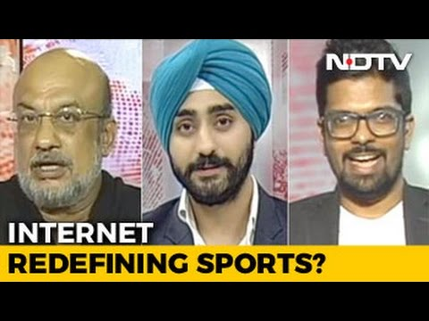 How Sports Broke The Internet In India In 2016