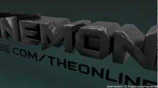 TheOnlineMonster Test Intro (Cinema 4D)