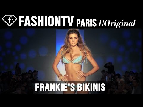 Frankie's Bikinis Swimwear Show | Miami Swim Fashion Week 2015 Mercedes-Benz | FashionTV