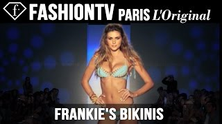 Frankies Bikinis Swimwear Show | Miami Swim Fashion Week 2015 Mercedes-Benz | FashionTV