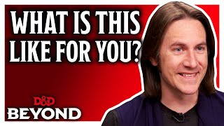 Matt Mercer reveals what it feels like to publish the Explorer's Guide to Wildemount for D&D