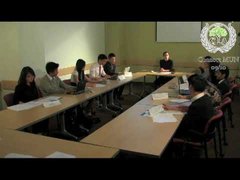 Mock Model United Nations - The Movie