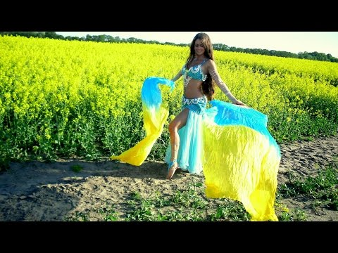 Yearning - Raul Ferrando - Isabella Belly Dance - Fan Veils HD