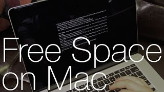 "4 Easy Steps to Delete ""Other"" Space and Speed Up Your Mac"
