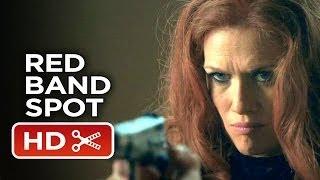 Sabotage Red Band TV SPOT - Guns (2014) - Mireille Enos Movie HD