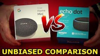 Alexa vs. Okay, Google: Which Smart Home Device Is Best in December 2018?
