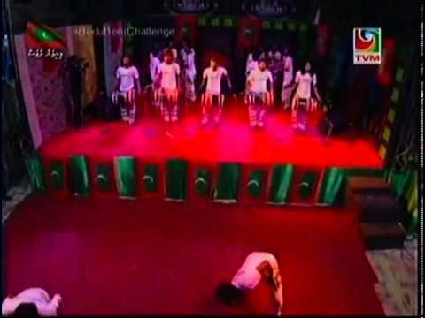 Boduberu Challenge 2013 Dhaanee Mahah Habeys    Xds video