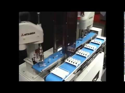רובוט תעשייתי 5 מבית Mitsubishi Electric
