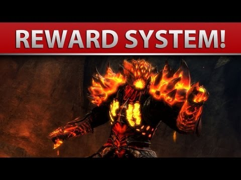 Guild Wars 2: New Achievement UI and Rewards! Quartz Home Instance