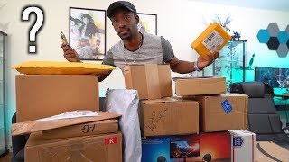 My Massive Tech Unboxing 13.0!