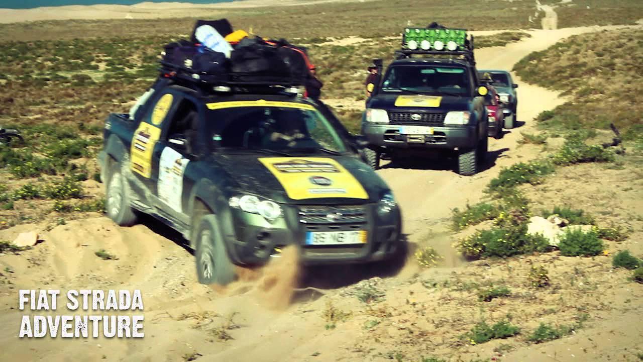 Strada Adventure  Viatura 4x2 Oficial Do Dakar Desert