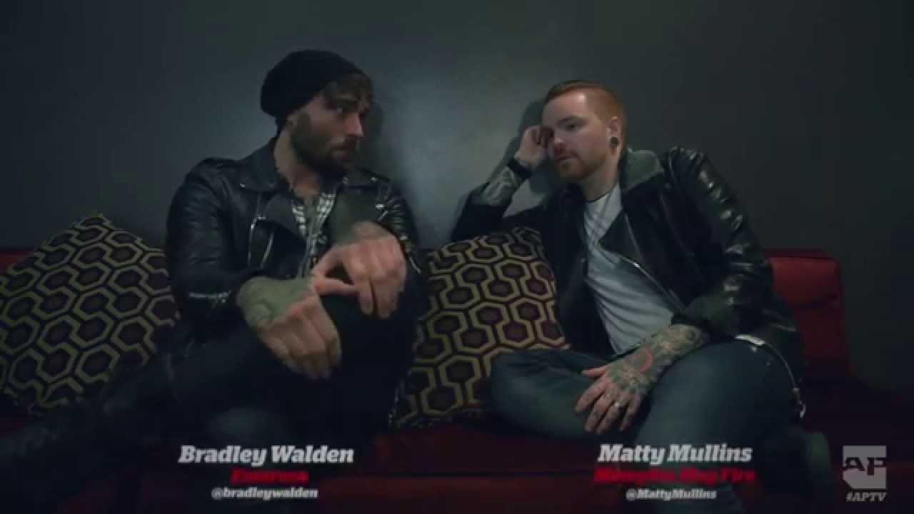 Singer Bradley Walden Mullins And Bradley Walden