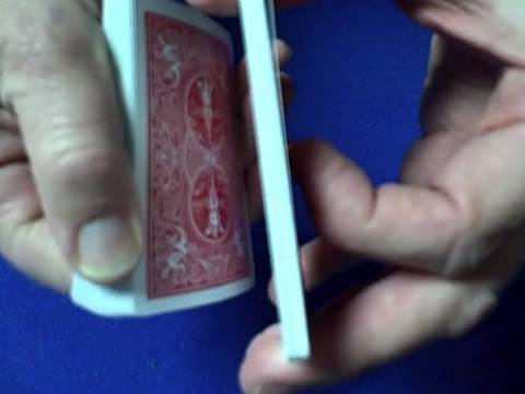 Beginner Math Prediction Card Trick