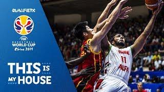 Lebanon v China - Highlights - FIBA Basketball World Cup 2019 - Asian Qualifiers