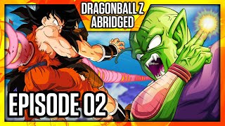 DragonBall Z Abridged: Episode 2 - TeamFourStar (TFS)