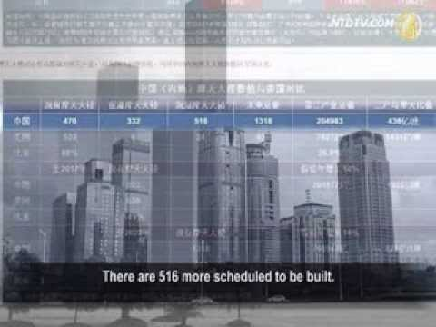Changsha Tallest Building Indicates China Set to Suffer Skyscraper Curse