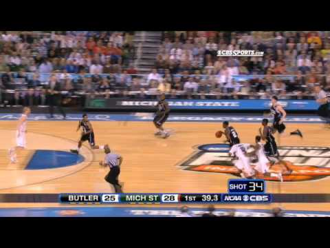 Butler vs. Michigan State Highlights Video