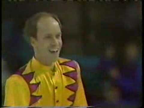 Scott Hamilton 1994 Canadian Pro Championships AP Video