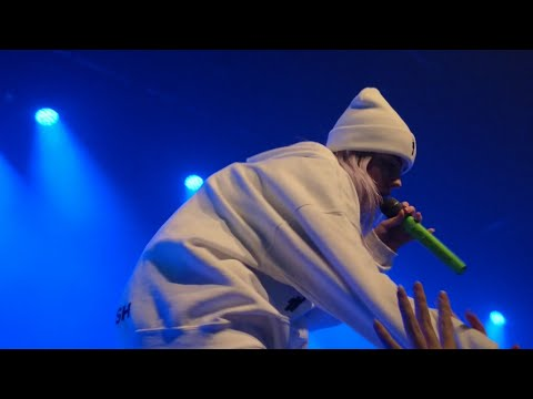 Download Billie Eilish  Bellyache HD LIVE in Amsterdam Melkweg reupload