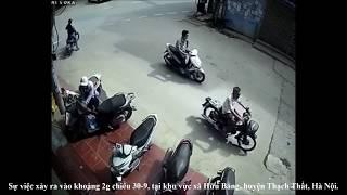 Truy tìm đối tượng bẻ khóa, trộm xe máy SH trong tích tắc
