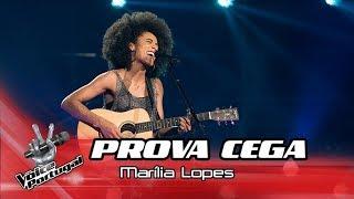 "Marília Lopes – ""Trevo (tu)"" | Blind Audition | The Voice Portugal"