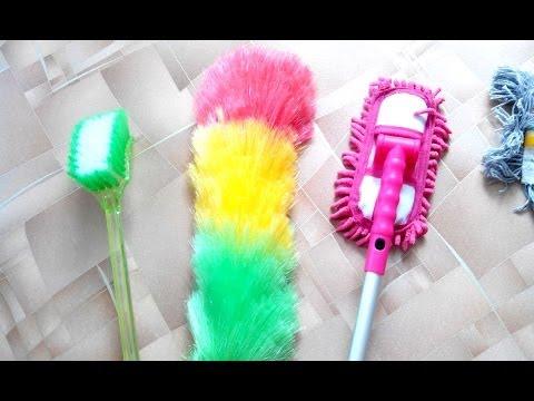 Флай леди - Главные помощники в уборке дома