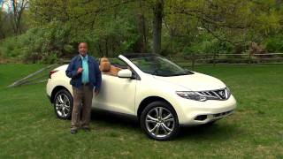 Road Test: 2011 Nissan Murano CrossCabriolet