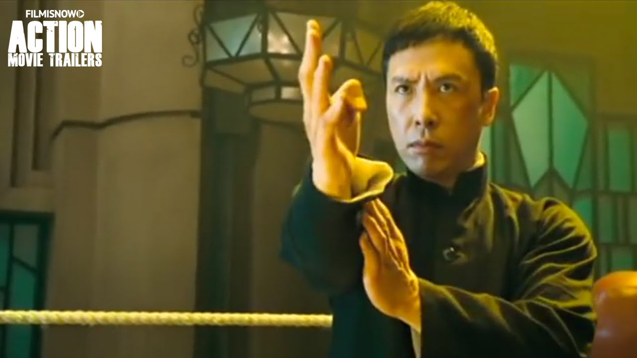 Ip Man vs Twister Fight scene from IP MAN 2 ft. Donnie Yen [HD]