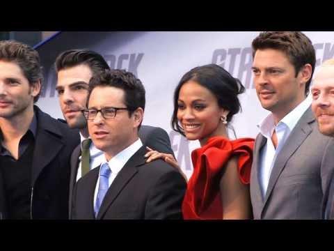 Star Trek 11 Premierenfeier in Berlin - Interviews, Impressionen & vieles mehr! - SCIFINEWS-TV LIVE!