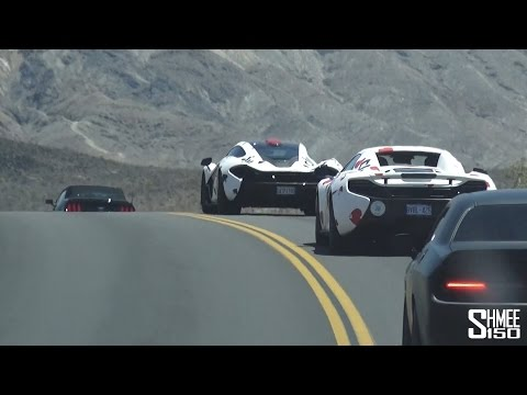Lewis Hamilton, Riding with Deadmau5 and Las Vegas [Gumball 2015 Day 6]